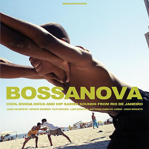 Alliance Various Artists - Bossanova: Cool Bossa Nova & Hip Samba / Various