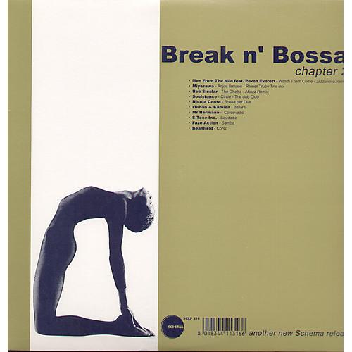 Alliance Various Artists - Break N'bossa Chapter 2