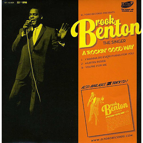 Alliance Various Artists - Brook Benton the Singer & the Songwriter / Various