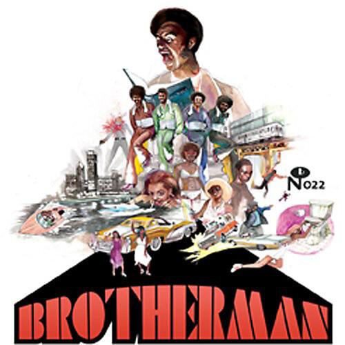 Alliance Various Artists - Brotherman (Original Soundtrack)