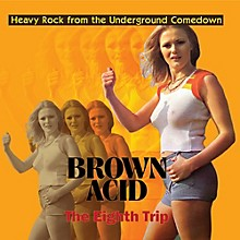 Various Artists - Brown Acid - The Eighth Trip