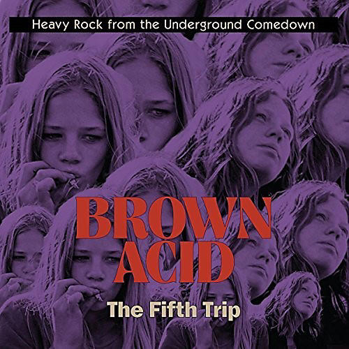 Alliance Various Artists - Brown Acid - The Fifth Trip / Various