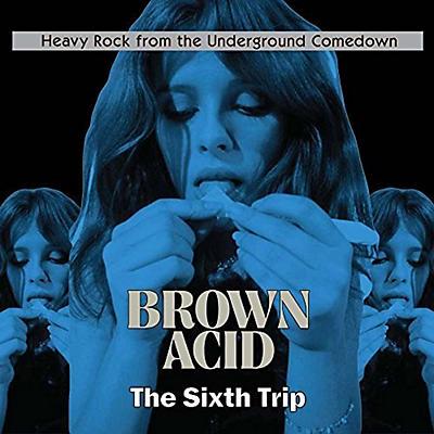 Various Artists - Brown Acid - The Sixth Trip / Various