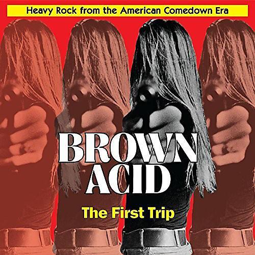 Alliance Various Artists - Brown Acid: First Trip / Various