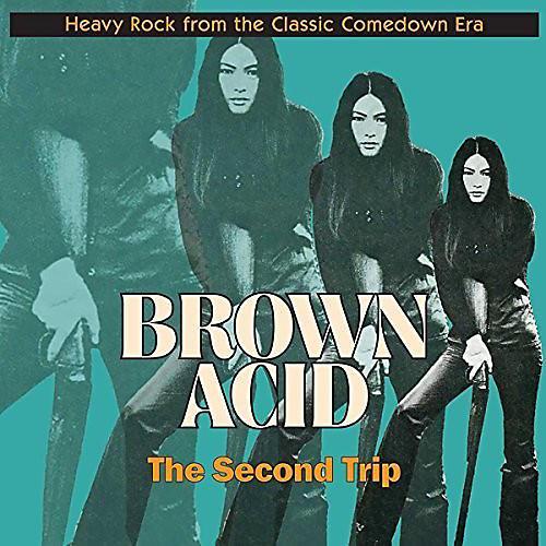 Alliance Various Artists - Brown Acid: Second Trip / Various