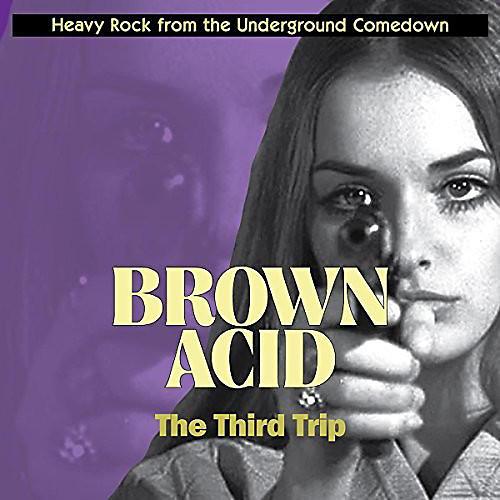 Alliance Various Artists - Brown Acid: Third Trip / Various