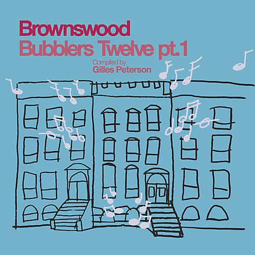 Alliance Various Artists - Brownswood Bubblers 12 Part 1 / Various