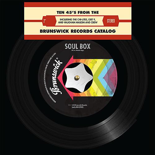 Alliance Various Artists - Brunswick Soul Box
