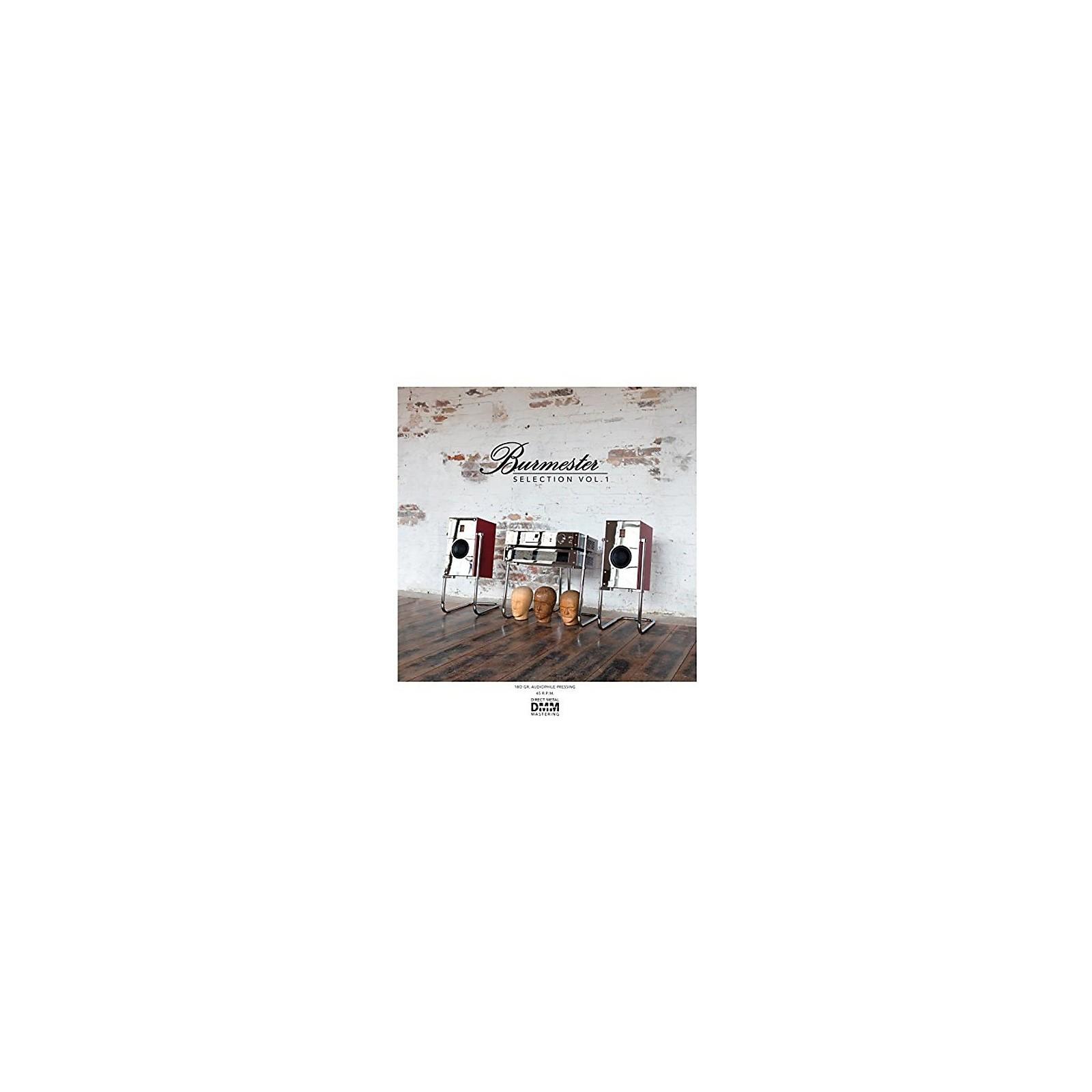 Alliance Various Artists - Burmester Selection Vol 1 / Various
