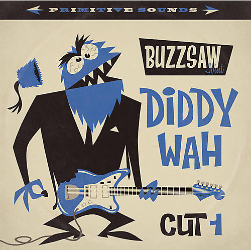 Alliance Various Artists - Buzzsaw Joint: Diddy Wah - Cut 1 / Various