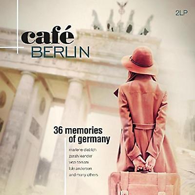 Various Artists - Cafe Berlin: Memories of Germany