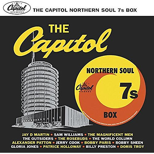 Alliance Various Artists - Capitol Northern Soul 7's Box Set