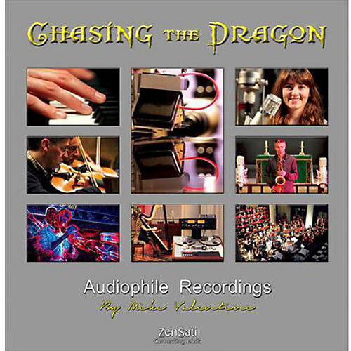 Alliance Various Artists - Chasing the Dragon Audiophile Recordings
