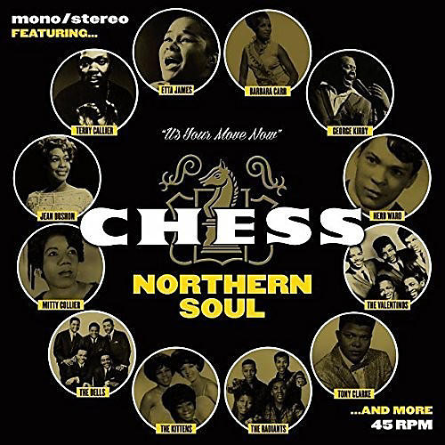 Alliance Various Artists - Chess Northern Soul