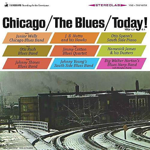 Alliance Various Artists - Chicago/The Blues/Today