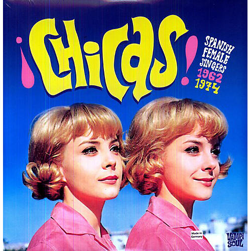 Alliance Various Artists - Chicas: Spanish Female Singers 1962-1974
