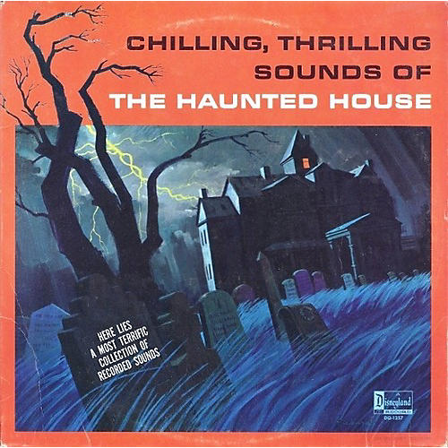 Alliance Various Artists - Chilling, Thrilling Sounds Of The Haunted House