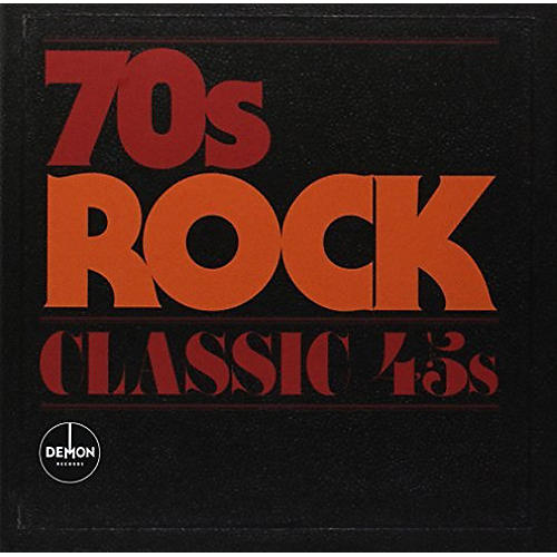 Alliance Various Artists - Classic 45s: 70s Rock / Various