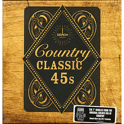 Various Artists - Classic 45's: Classic Country / Various