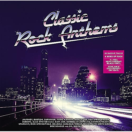 Alliance Various Artists - Classic Rock Anthems / Various