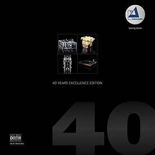 Alliance Various Artists - Clearaudio: 40 Years Excellence Edition