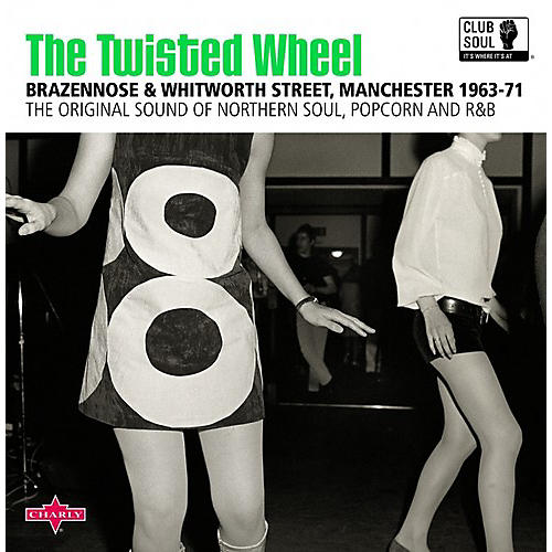 Alliance Various Artists - Club Soul: Twisted Wheel Manchester / Various