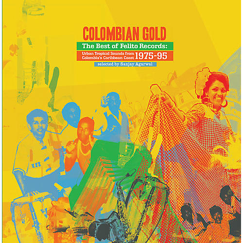 Alliance Various Artists - Colombian Gold: Best Of Felito Records / Various