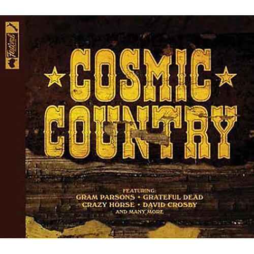 Alliance Various Artists - Cosmic Country / Various