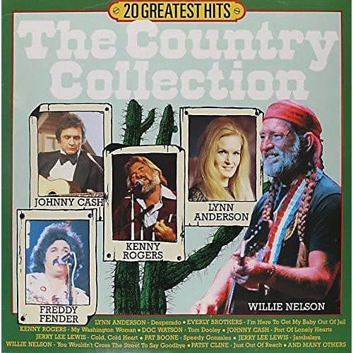 Alliance Various Artists - Country Collection (60's&70's) / Various