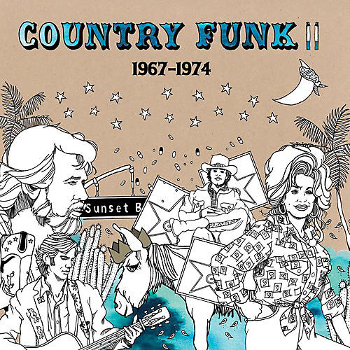 Alliance Various Artists - Country Funk 2: 1967-1974 / Var