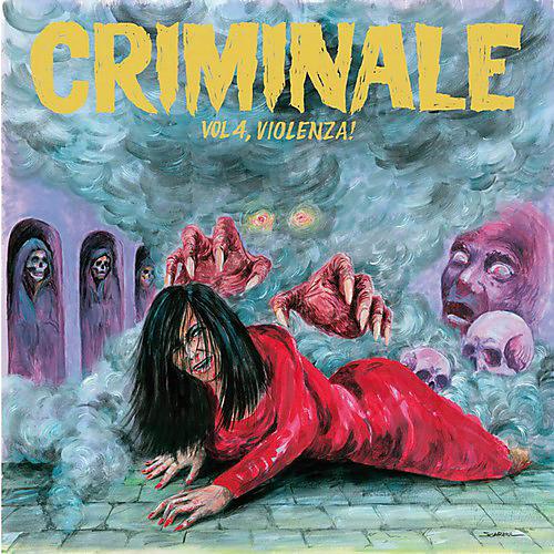 Alliance Various Artists - Criminale Vol. 4 - Violenz