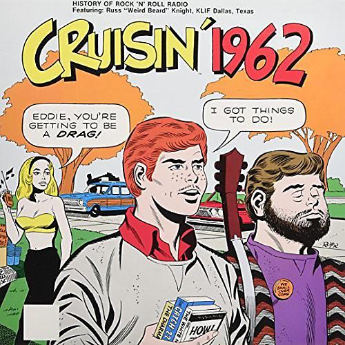 Alliance Various Artists - Crusin 1962 / Various