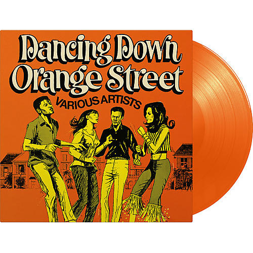 Alliance Various Artists - Dancing Down Orange Street / Various