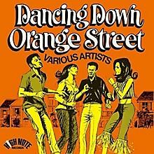 Various Artists - Dancing Down Orange Street