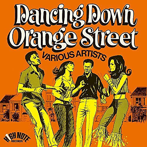 Alliance Various Artists - Dancing Down Orange Street