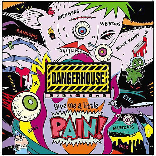 Alliance Various Artists - Dangerhouse, Vol. 2