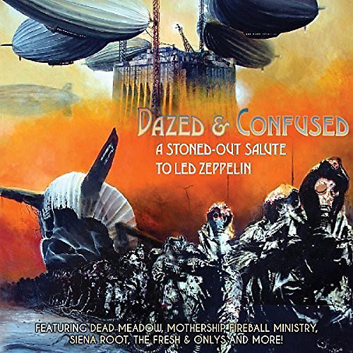 Alliance Various Artists - Dazed & Confused - A Stoned-out Salute To Led Zeppelin