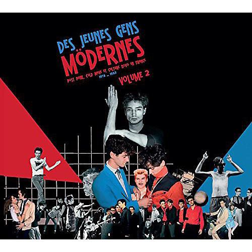 Alliance Various Artists - Des Jeunes Gens Modernes: Post Punk Cold 2