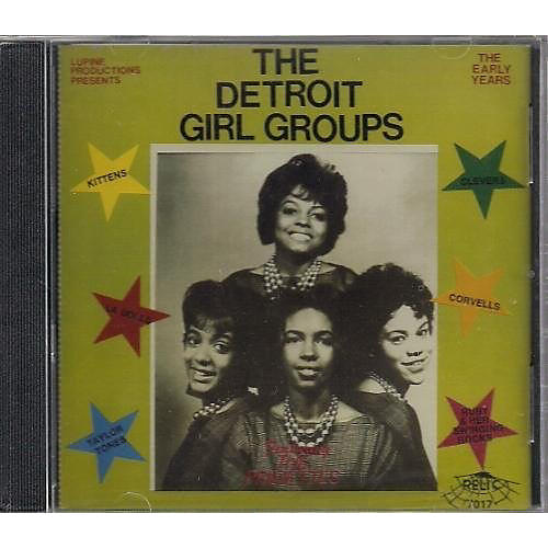 Alliance Various Artists - Detroit Girl Groups / VARIOUS