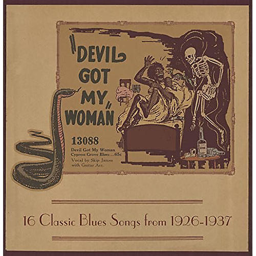 Alliance Various Artists - Devil Got My Woman - 16 Classic Blues Songs / Var