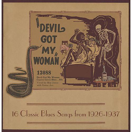 Alliance Various Artists - Devil Got My Woman: 16 Classic Blues Songs