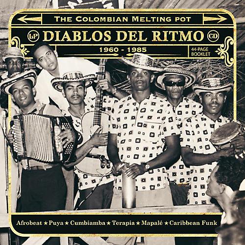 Alliance Various Artists - Diablos Del Ritmo: Colombian Melting Pot 1960-1985, Part 1