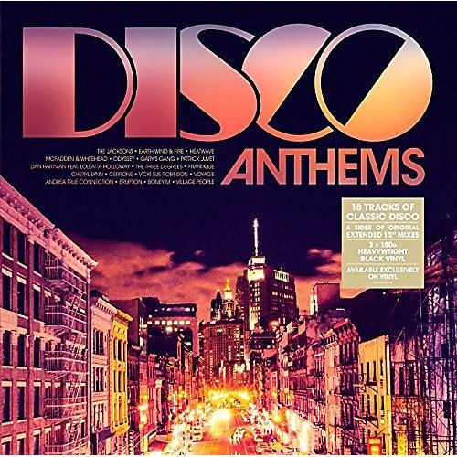 Alliance Various Artists - Disco Anthems / Various