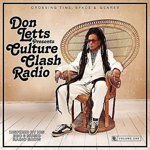 Alliance Various Artists - Don Letts Presents Culture Clash Radio / Various