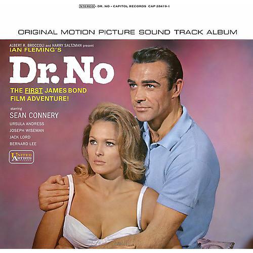 Alliance Various Artists - Dr No (Original Soundtrack)