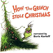 Various Artists - Dr. Seuss' How The Grinch Stole Christmas!