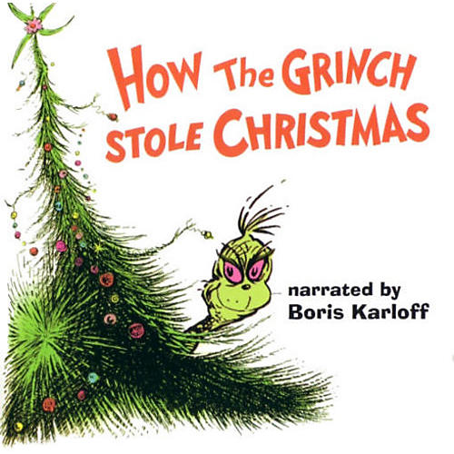 Alliance Various Artists - Dr. Seuss' How The Grinch Stole Christmas!