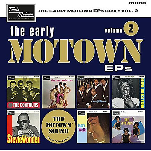 Alliance Various Artists - Early Motown EP's Volume 2 / Various