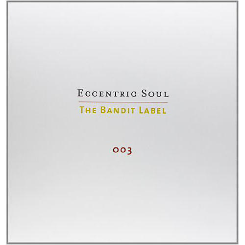 Alliance Various Artists - Eccentric Soul, Vol. 3: The Bandit Label