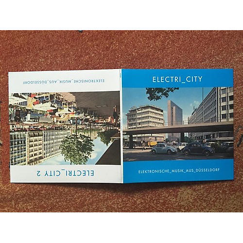 Alliance Various Artists - Electri City 2 + Electri City / Various